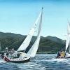 Canyon Ferry Sailboat Race
