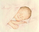 Anna Leigh by Susan S. Birdwell Prismacolor ~ 14 x 11