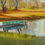 Janet Marie Yeates - 86th Annual National Juried Art Exhibition, Cooperstown Art Association