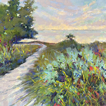 Julie Skoda - Double Vision: Pastel Landscapes by Kathleen Newman and Julie Skoda