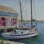 Kristina Occhino - North East Watercolor Society - 45th Annual International