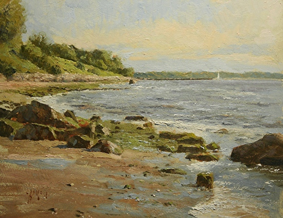 The North Shore ~ Glen Cove - Oil