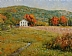 The Homestead by Paul Bachem Oil ~ 11 x 14