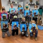 Christine Raymond - Homeschool Studio Art