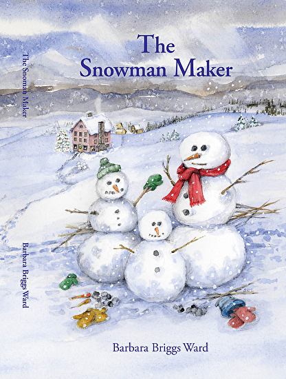 The Snowman Maker cover -