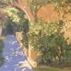 Nancy Kempf Sunlit Path