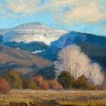 Cecilia Robertson - Plein Air Painters of New Mexico 13th National Juried Members Exhibition