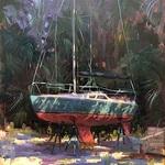 Manon Sander - Painting The Light