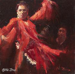 Ni Zhu - California Art Club 109TH GOLD MEDAL EXHIBITION