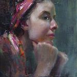 Ni Zhu - Oil Painters of America Western  Regional Exhibition