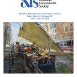 Ni Zhu - American Impressionist Society 5th Annual Impressions Small Works Showcase