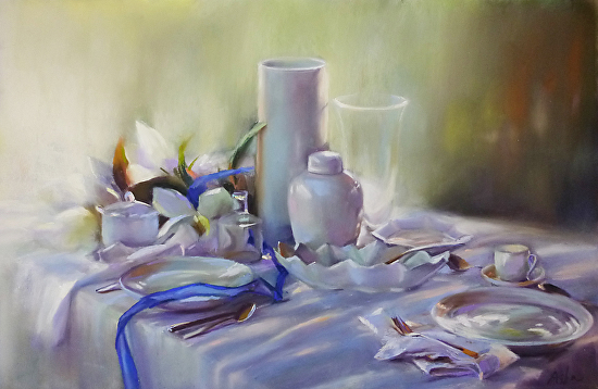 Daylight Soiree' - Pastel