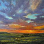 Cristine Sundquist - Symphony in the Flint Hills Art Auction