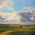 "Cristine Sundquist - ""Uncorked"" Pawhuska Chamber of Commerce Annual Fundraising Art Show"