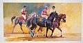 arlington by Tom Heflin lithograph print ~ 12 x 21