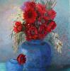 Red Sunflower Bouquet