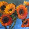Cut Sunflowers