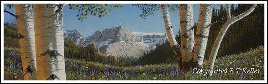 Realistic Landscape Art; Realistic painting