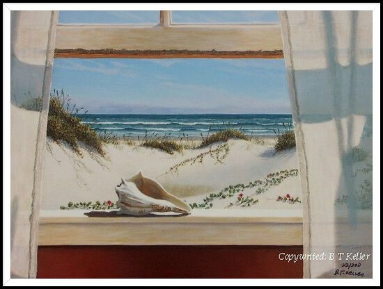 Realistic art of Seascapes and Beaches