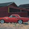 '57 Red T-Bird