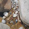 Karen Benco- 'Boulders, Rocks and Pebbles' (First Place)