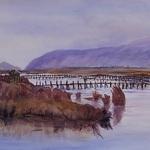 Sandra Humphries - New Mexico Watercolor Society National Show