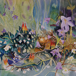 Sandra Humphries - Pikes Peak Watercolor Society International Watermedia Exhibit