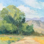 Amy Evans - Plein Air Artists of Colorado Juried Show