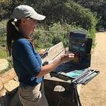 Caroline Goldsmith - Best Dam Plein Air Art Festival