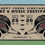Caroline Goldsmith - Sleepy Creek Vineyards Art & Music Festival