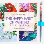 Craving Art Studio - The Happy Habit of Painting Everyday