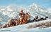 The Mountain Men by Joe Velazquez