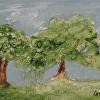 Les Petite Trees By Gwen Voorhies