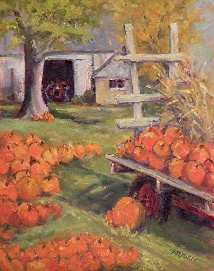 Pumpkin Pie Time -