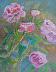 Peonies in My Garden 2 by Ramona Dooley