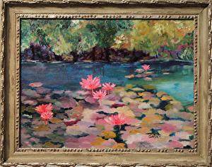 Tranquility, Linda Garden
