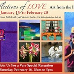 The Artists' Atelier in Great Falls VA  - Reflections of Love