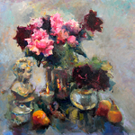 The Artists' Atelier in Great Falls VA  - Reflections of LOVE: Art of the Heart