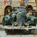 Lyn Boyer, OPA - 2021 Plein Air with Cars! Boulder County Plein Air Workshop