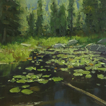 Kathleen Dunphy - Distilled Beauty: Selected Artists from the 14th International Art Renewal Center Salon