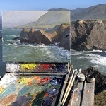 Kathleen Dunphy - *NEW*Plein air at The Inn at Newport Ranch-two seats left!