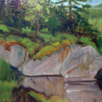 Sandra Hildreth - Adirondack Plein Air Festival