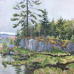 Sandra Hildreth - Annual Tupper Art Show