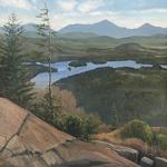 Sandra Hildreth - Salon Deux, Corscaden Barn Gallery