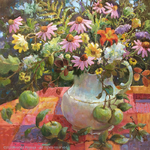 Brenda Pinnick - Color and Design for Painters
