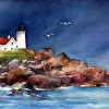 After the Storm - Nubble Light