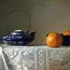 Orange Picot