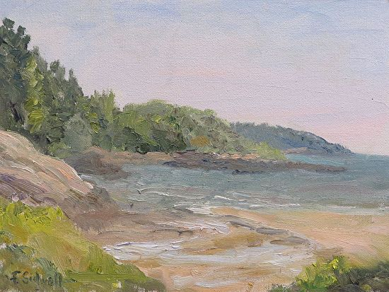 Totman Cove #1 - Oil