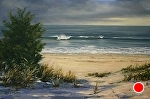 Dune Path by Paula B. Holtzclaw Oil ~ 16 x 24