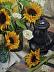 Sunflowers & Ranunculus by Zachery Elletson
